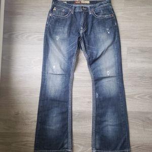 Big Star Orion Slim Boot Cut Jeans